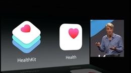iOS 8.2 cập nhật thêm tính năng theo dõi đường huyết