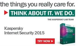 Video hướng dẫn cài đặt và kích hoạt bản quyền Kaspersky Internet Security 2015