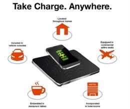 Sạc không dây cho tablet và laptop sắp có trên thị trường