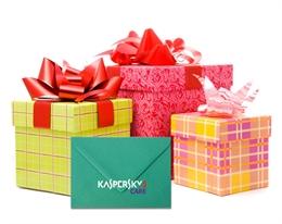 Quà tặng bất ngờ dành riêng cho thành viên bản quyền Kaspersky