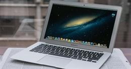 Lỗi crash trên MacBook Air 2013 sắp được sửa