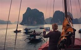 Video quảng cáo iPad Air quay cảnh Việt Nam xinh đẹp