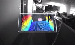 Tạo thế giới ảo 3D với máy tính bảng Google mới