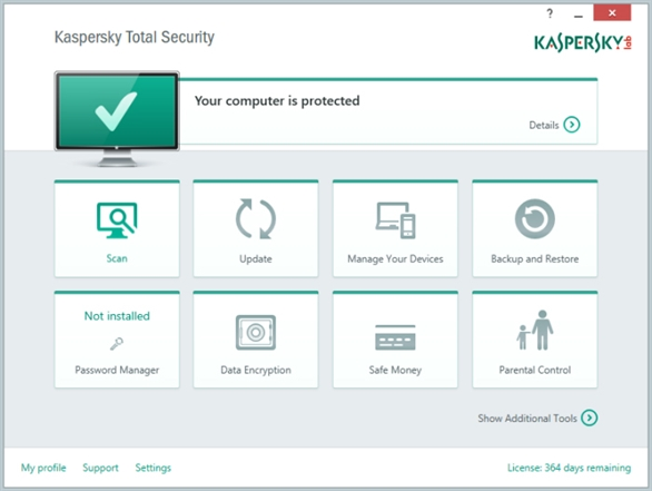 Nên chọn Kaspersky Total Security hay Kaspersky Internet Security? - bản quyền key Kaspersky Proguide