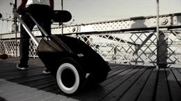G-RO: Chiếc vali dành cho tín đồ công nghệ ưa dịch chuyển