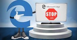 Chặn quảng cáo trên Microsoft Edge với AdBlock Plus