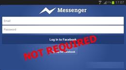 Dùng Messenger gọi điện nhắn tin miễn phí không cần Facebook