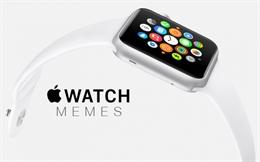 Apple Watch và trào lưu chế ảnh