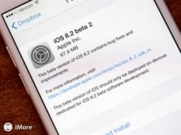 Sau Apple Watch, Apple tung bản cập nhật iOS 8.2