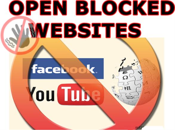 8 cách truy cập vào các trang web bị chặn dễ thực hiện
