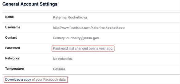 Hai tính năng bảo mật khác của Facebook
