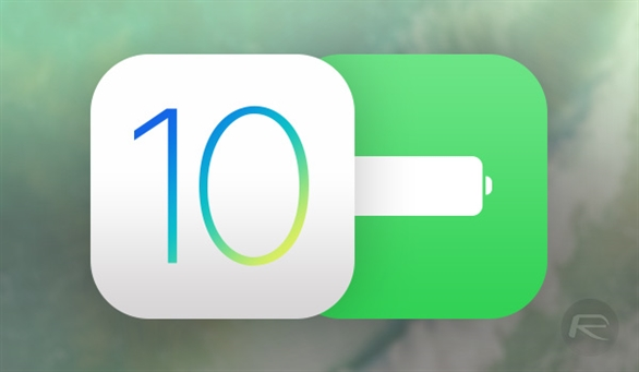 Sau khi cập nhật iOS 10.1.1, iPhone sụt pin rất nhanh