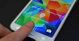 Samsung tính tự phát triển công nghệ nhận dạng vân tay