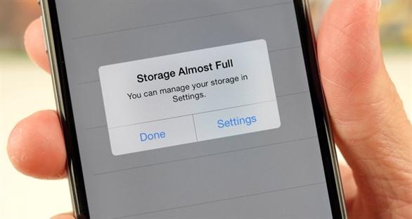 4 mẹo giải phóng bộ nhớ cho iPhone