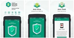Cách dùng trình duyệt an toàn của Kaspersky trên Android