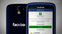 Hết hồn vì Facebook cảnh báo người dùng Việt nằm trong khu vực nổ bom?