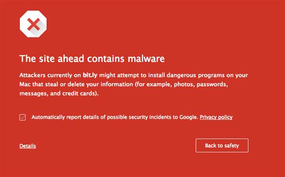 Danh sách đen của Google là gì Làm sao biết trang web đã bị liệt vào Google Backlist