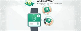 Kaspersky thêm chức năng quản lý phần mềm diệt virus trên điện thoại qua đồng hồ