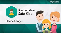 Cách quản lý thời gian trẻ dùng điện thoại với Kaspersky Safe Kids