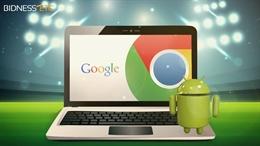 Cách dùng ứng dụng Android trên Chromebook