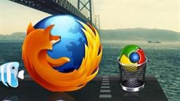 Cải thiện tuổi thọ pin laptop bằng cách bỏ Chrome dùng Firefox