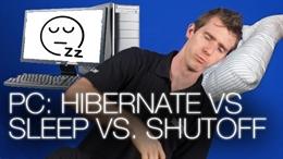 Vì sao nên mở chế độ ngủ đông Hibernate cho máy tính?