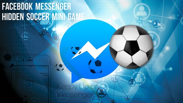 Mùa EURO, thử chơi game bóng đá siêu khó mới của Facebook Messenger