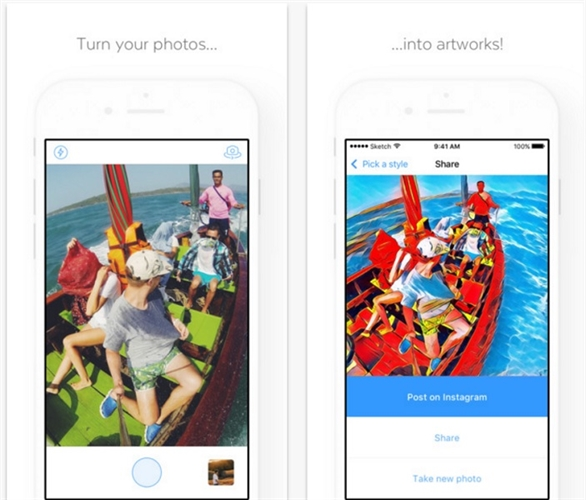 Prisma là gì - Ứng dụng chỉnh ảnh cực hot chính thức cập bến Android