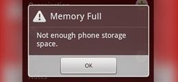 Cách giải phóng bộ nhớ cho điện thoại Android và máy tính bảng