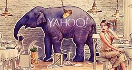 Tin sốc từ Yahoo!