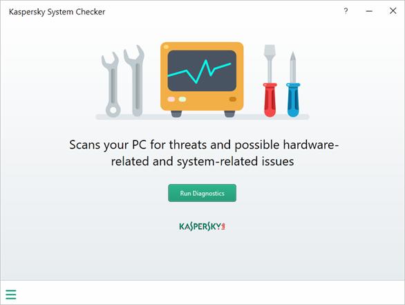Kiểm tra toàn diện hệ thống Windows với Kaspersky System Checker miễn phí