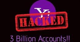 Có đến 3 tỷ tài khoản Yahoo bị rò rỉ dữ liệu năm 2013