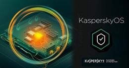 Kaspersky Lab ra mắt hệ điều hành KasperskyOS dành riêng cho thiết bị thông minh