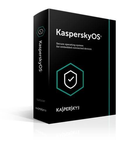 Kaspersky Lab ra mắt hệ điều hành Kaspersky OS dành riêng cho thiết bị thông minh