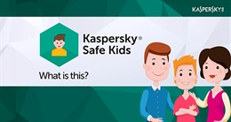 Video minh họa Kaspersky Safe Kids là gì?