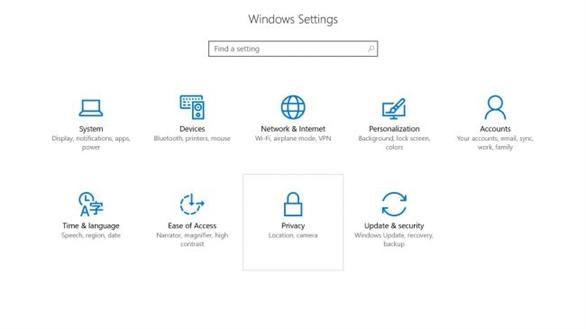 """Hướng dẫn vô hiệu hóa tính năng """"do thám"""" trên Windows 10"""