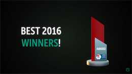 Video Kaspersky đạt giải AV-Test Award 2016