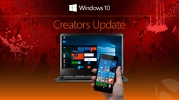 Bản cập nhật Windows 10 Creators Update có gì hay?