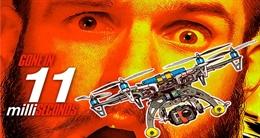Drone có thể bị hack chỉ trong 11 mili giây