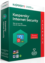 Kaspersky Internet Security for PC - 3 PCs / Năm