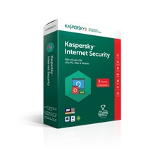 Kaspersky Internet Security 2016 - 3 PCs / Năm