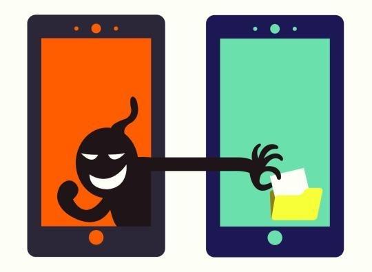 Cách xử lý khi điện thoại bị nhiễm virus 1
