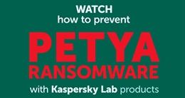Video cách các giải pháp của Kaspersky Lab bảo vệ doanh nghiệp khỏi mã độc NotPetya