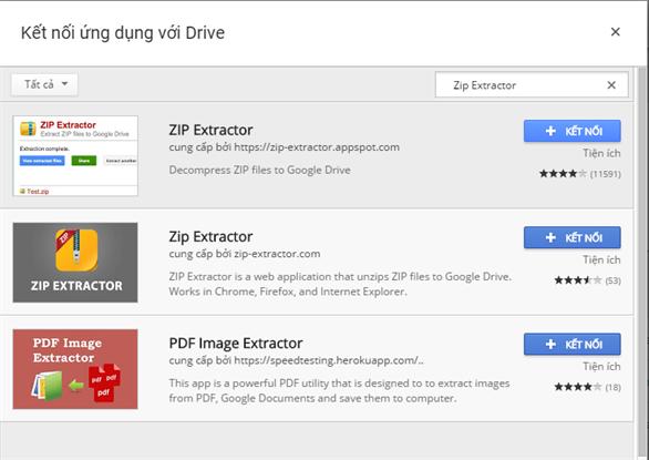 Google Extractor