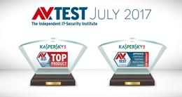 Kaspersky đạt điểm tối đa trong bài kiểm tra diệt virus của AV-TEST