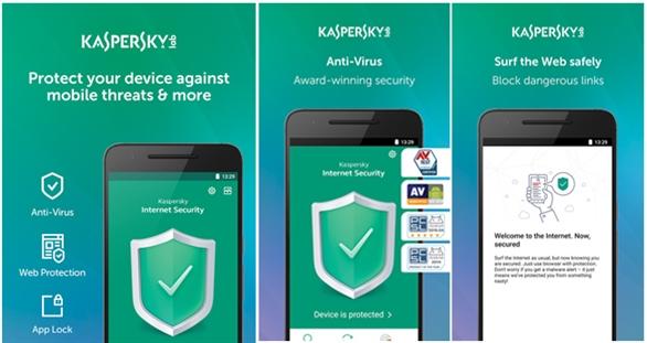 Hướng dẫn kích hoạt trình duyệt an toàn trên Android với Kaspersky Internet Security