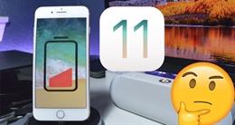 11 cách cải thiện pin iPhone trên iOS 11