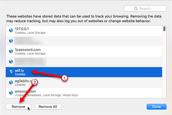 Hướng dẫn xóa dữ liệu duyệt web trên trình duyệt Safari (Phần 2)
