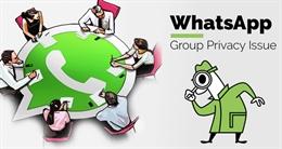 Lỗi trên WhatsApp cho phép kẻ tấn công xem các nhóm chat mã hóa