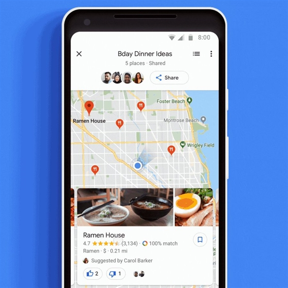 Google Maps đã có tính năng hỗ trợ lập kế hoạch hẹn hò nhóm cực hữu ích. Bài viết này sẽ hướng dẫn bạn cách thực hiện.